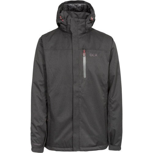 Front - Trespass Mens Renner Waterproof Jacket