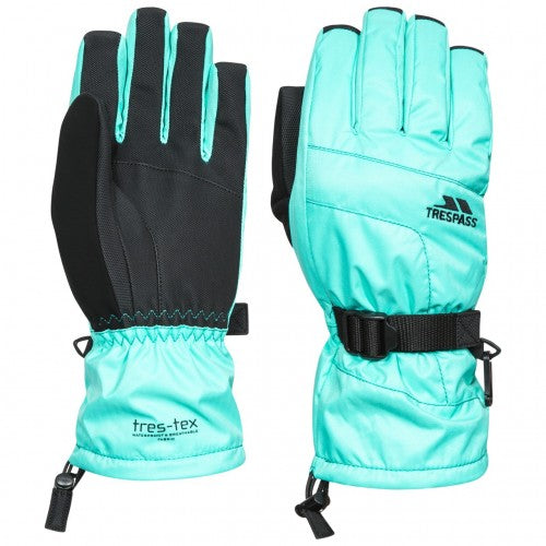 Front - Trespass Womens/Ladies Embray Gloves