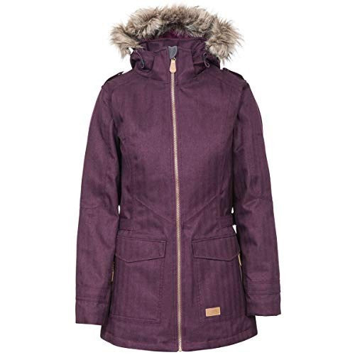 Front - Trespass Womens/Ladies Everyday Waterproof Jacket