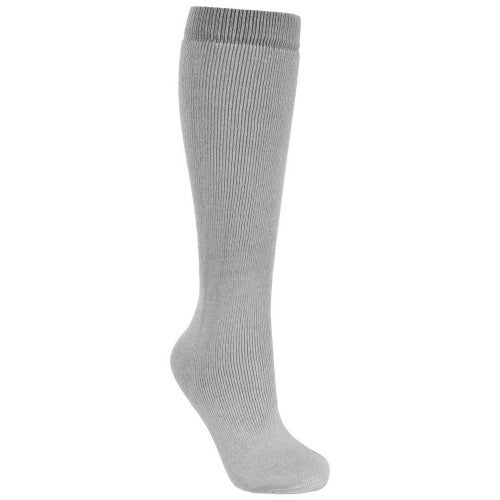 Front - Trespass Childrens/Kids Tubular Ski Socks