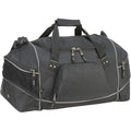 Black - Back - Shugon Daytona Universal Holdall Duffel Bag (50 liters)