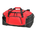 Red - Front - Shugon Daytona Universal Holdall Duffel Bag (50 liters)