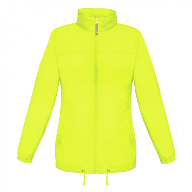 Atoll - Back - B&C Womens-Ladies Sirocco Lightweight Windproof, Showerproof & Water Repellent J