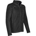 Black - Side - Stormtech Mens Reactor Fleece Shell Jacket