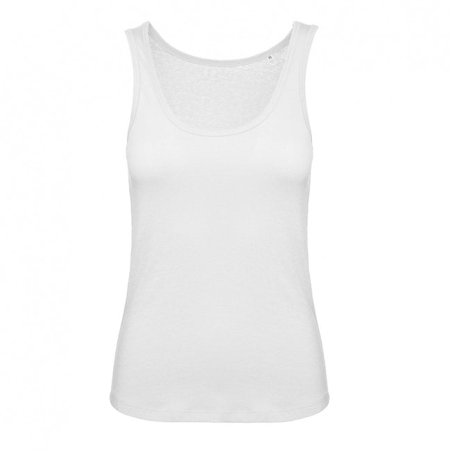 Black - Front - B&C Womens-Ladies Inspire Tank