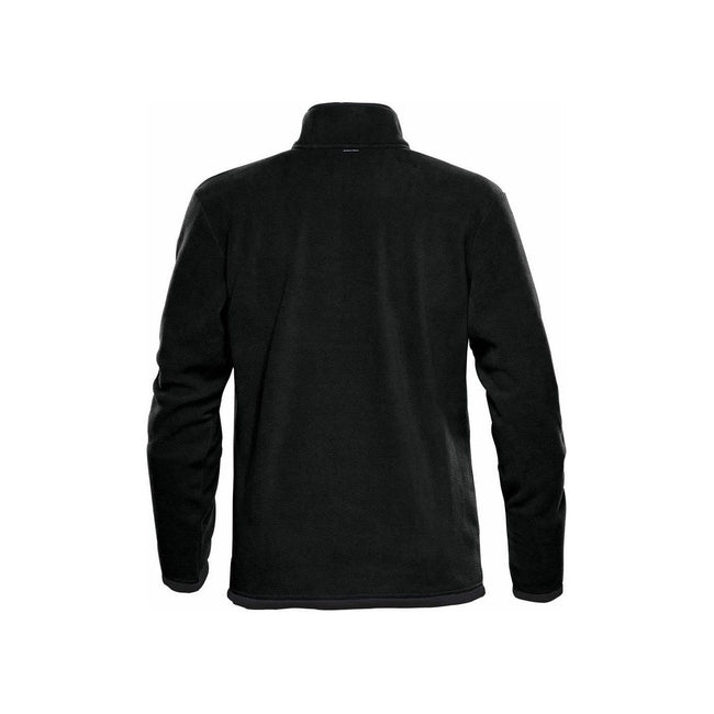 Graphite Gray-Black - Front - Stormtech Mens Shasta Tech Fleece