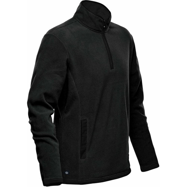 Navy Blue - Front - Stormtech Mens Shasta Tech Fleece