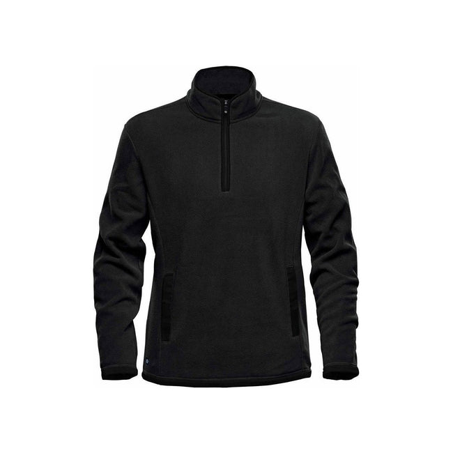 Black - Front - Stormtech Mens Shasta Tech Fleece