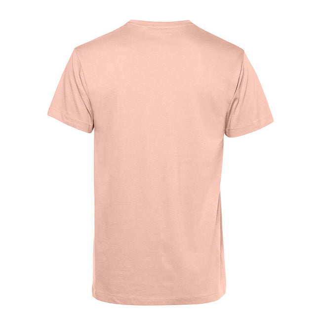 Pure Orange - Front - B&C Mens Organic E150 T-Shirt