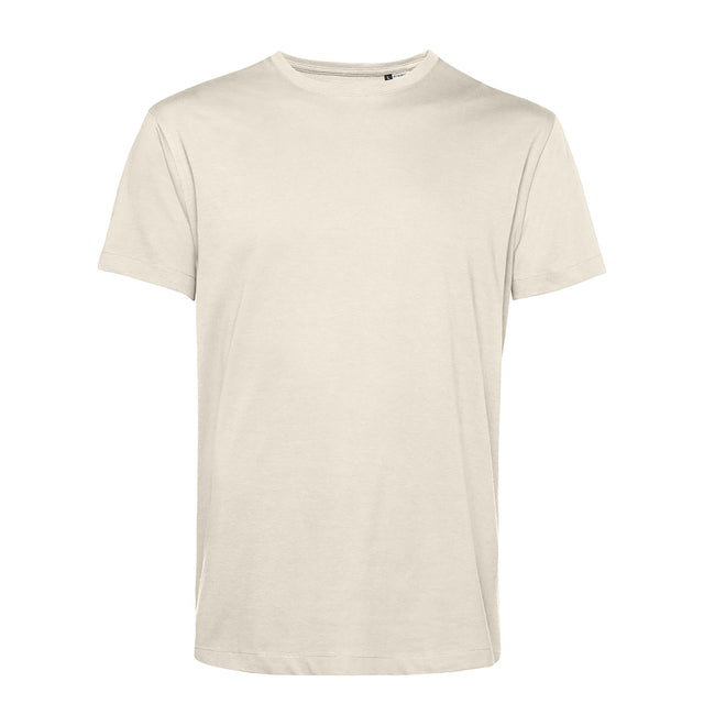 Radiant Purple - Front - B&C Mens Organic E150 T-Shirt
