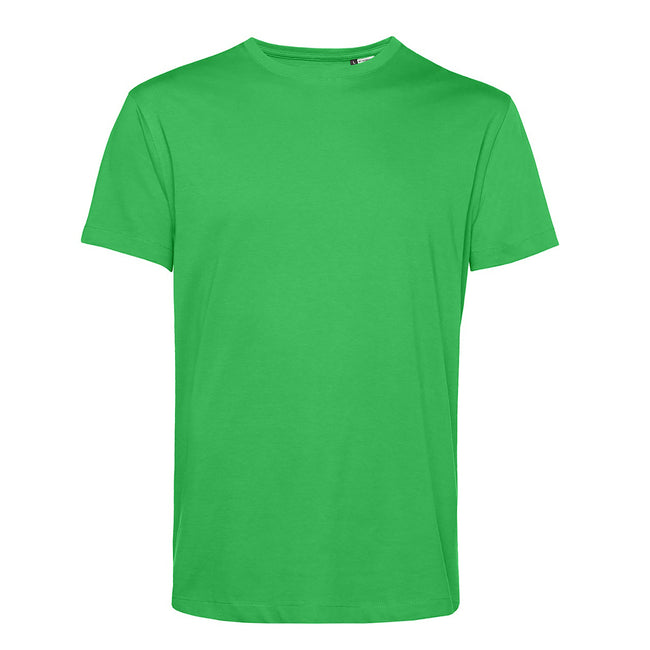 Soft Rose - Front - B&C Mens Organic E150 T-Shirt