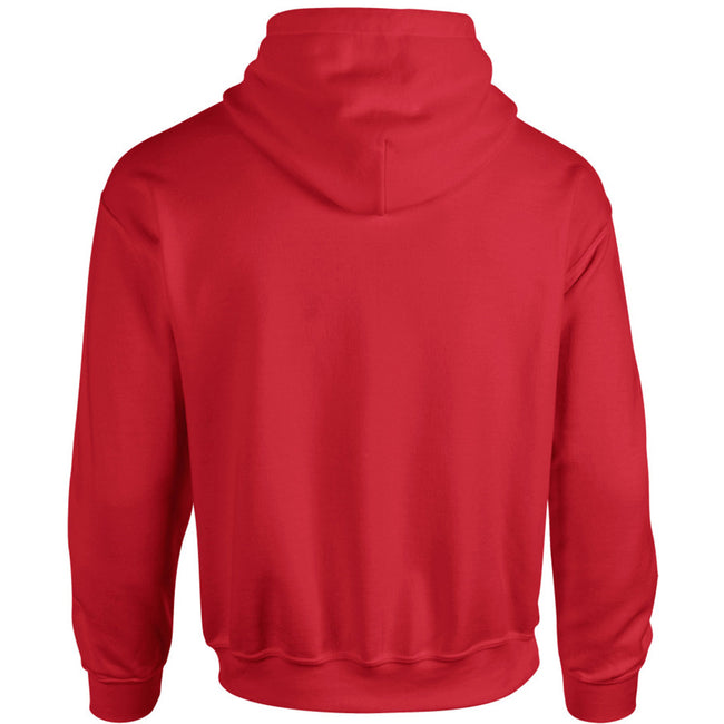 Paprika - Front - Gildan Heavy Blend Adult Unisex Hooded Sweatshirt-Hoodie