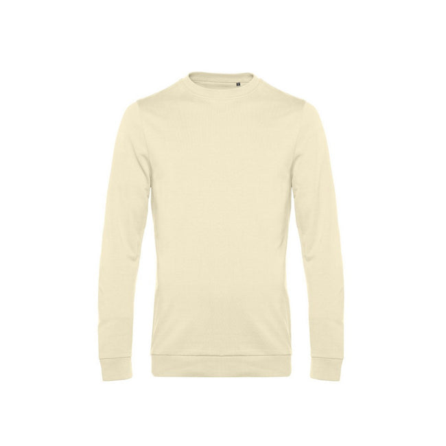 Sage - Front - B&C Mens Set In Sweatshirt