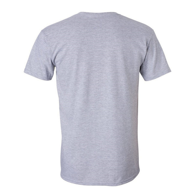 Daisy - Back - Gildan Mens Short Sleeve Soft-Style T-Shirt