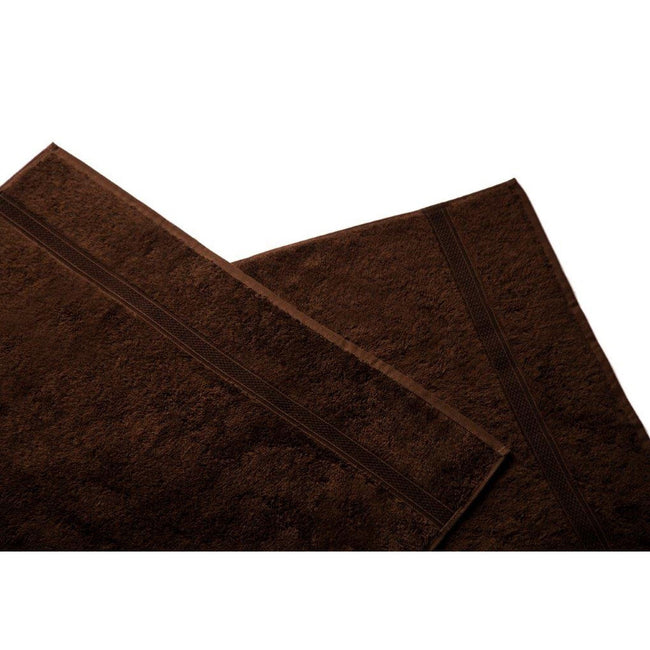 Chocolate - Front - Belledorm Hotel Madison Bath Sheet