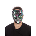 Iridescence - Front - Bristol Novelty Unisex Adults Anarchy Mask