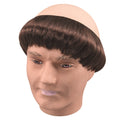 Brown - Front - Bristol Novelty Mens Monk Wig