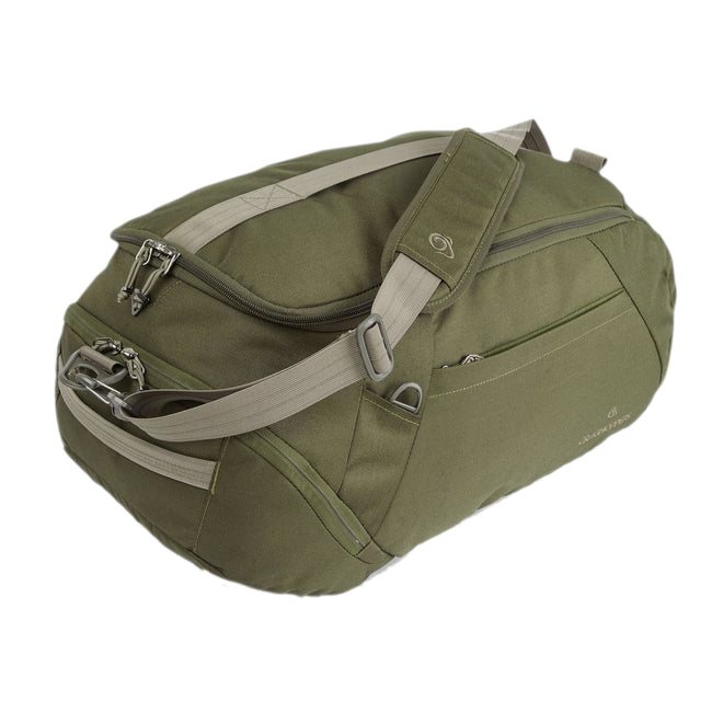 Woodland Green - Front - Craghoppers 10.5 Gallon Duffle Bag
