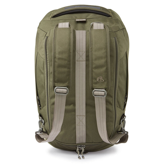 Woodland Green - Side - Craghoppers 10.5 Gallon Duffle Bag