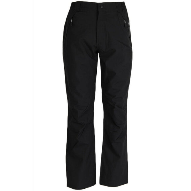 Black - Front - Craghoppers Outdoor Pro Mens Steall Stretch Trousers-Pants