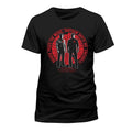 Black - Front - Supernatural Adults Unisex Cakehole T-Shirt