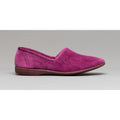 Navy - Front - GBS Audrey Ladies Slipper - Womens Slippers