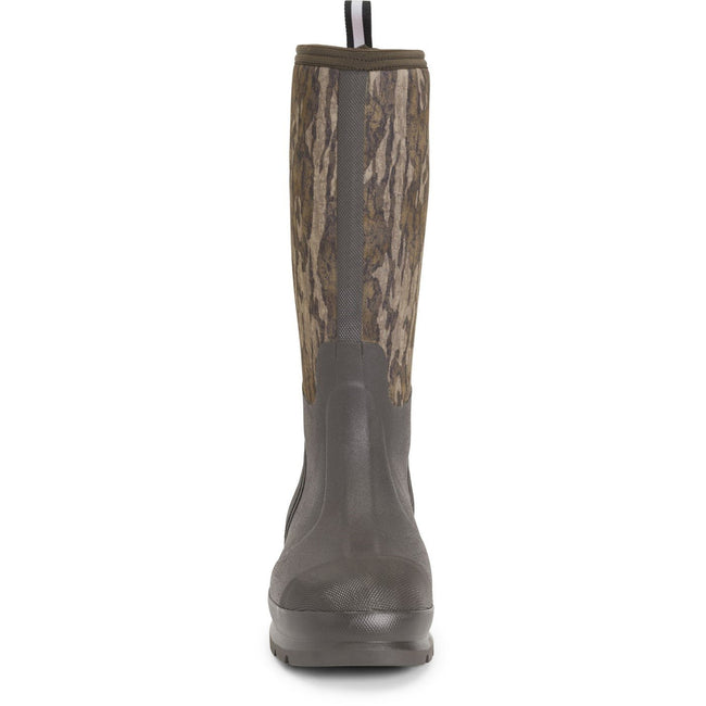 Oak Brown - Side - Muck Boots Unisex Adult Chore Boots