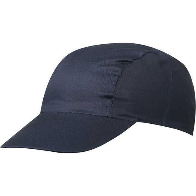 Navy - Front - Myrtle Beach Adults Unisex 3 Panel Promo Cap