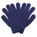 Blue - Front - ProClimate Inspirations Womens Magic Gloves