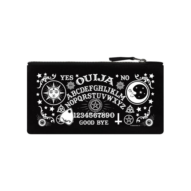 Black - Front - Grindstore Ouija Board Pencil Case