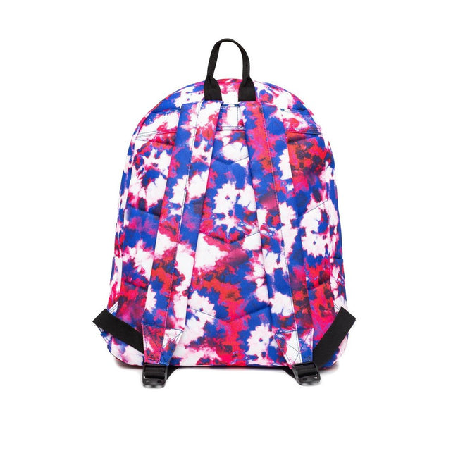Multicolored - Back - Hype Childrens-Kids 90s Tye Dye Backpack
