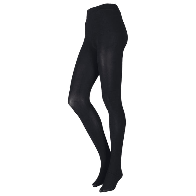 Barely Black - Margaret - Front - Couture Womens-Ladies Ultimates Tights (1 Pair)