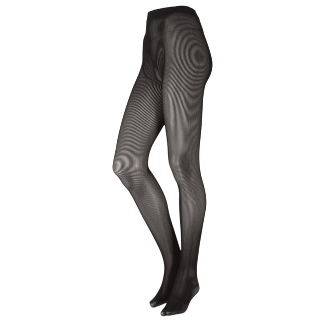 Barely Black - Victoria - Front - Couture Womens-Ladies Ultimates Tights (1 Pair)