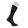 Black-White - Front - Canterbury Mens Playing Cap Rugby Sport Socks