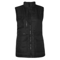 Black - Front - Regatta Mens Steller Thermo-Guard Bodywarmer - Gilet