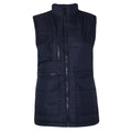 Navy - Front - Regatta Mens Steller Thermo-Guard Bodywarmer - Gilet