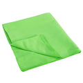 Apple Green - Front - SOLS Atoll 70 Microfiber Bath Towel