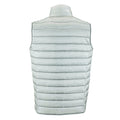 Navy - Side - SOLS Mens Wave Padded Water Repellent Bodywarmer-Gilet