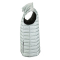 Black - Front - SOLS Mens Wave Padded Water Repellent Bodywarmer-Gilet