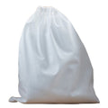 White - Front - Towel City Cotton Laundry Bag