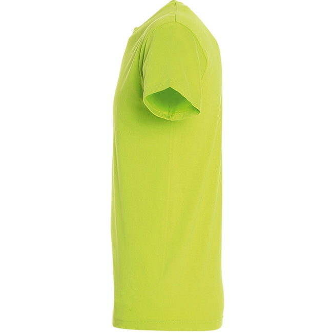 Earth - Back - SOLS Mens Regent Short Sleeve T-Shirt