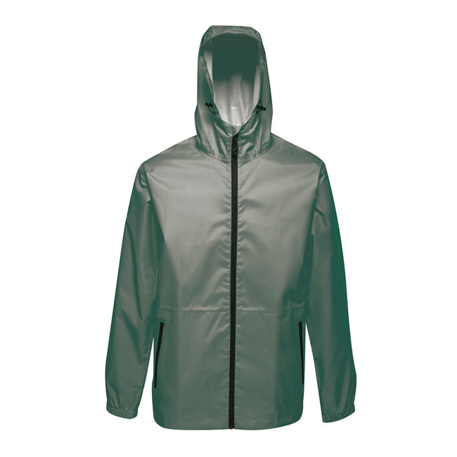 Laurel - Front - Regatta Pro Mens Packaway Waterproof Breathable Jacket