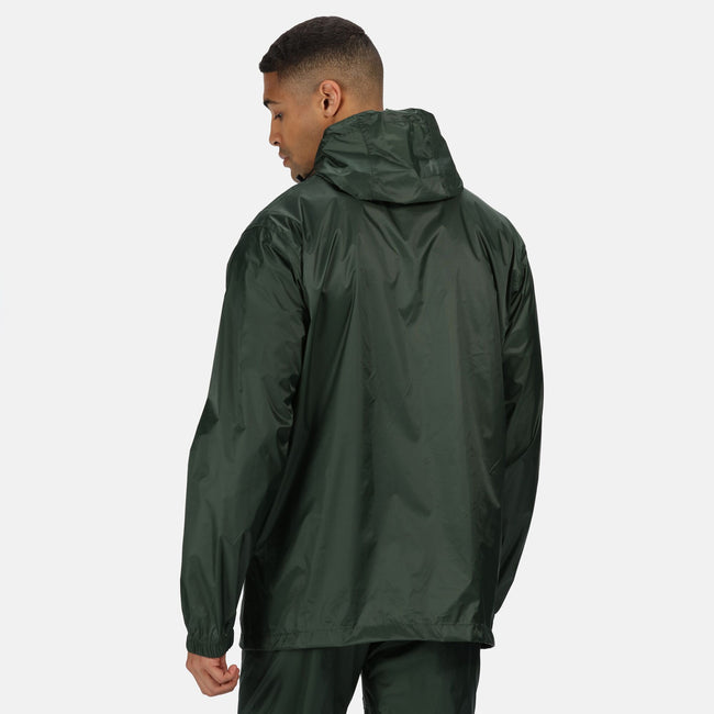 Laurel - Side - Regatta Pro Mens Packaway Waterproof Breathable Jacket
