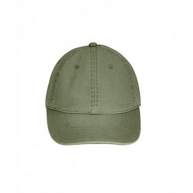 Sage - Front - Comfort Colors Unisex Adults Direct Dyed Cap