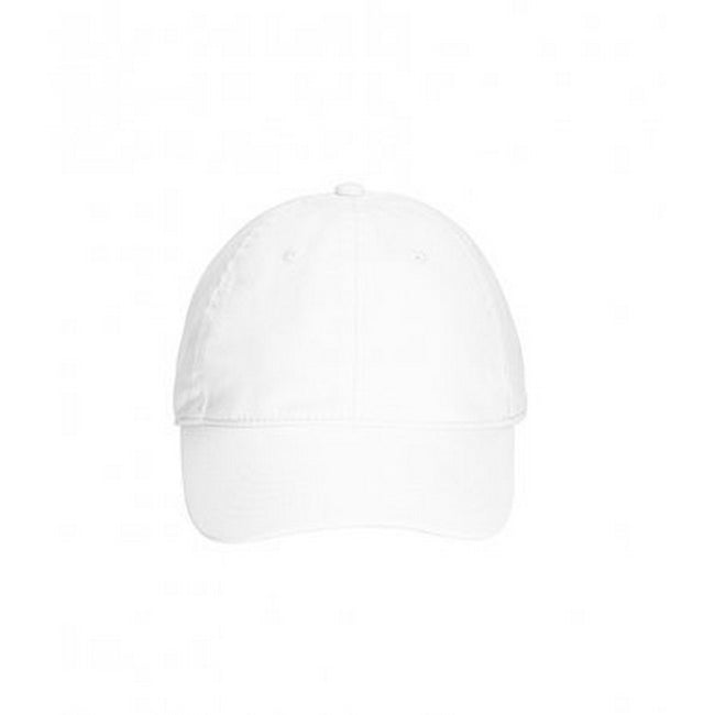 White - Front - Comfort Colors Unisex Adults Direct Dyed Cap