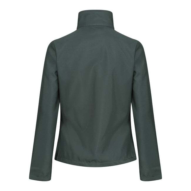 White-Light Steel - Front - Regatta Standout Womens-Ladies Ablaze Printable Soft Shell Jacket