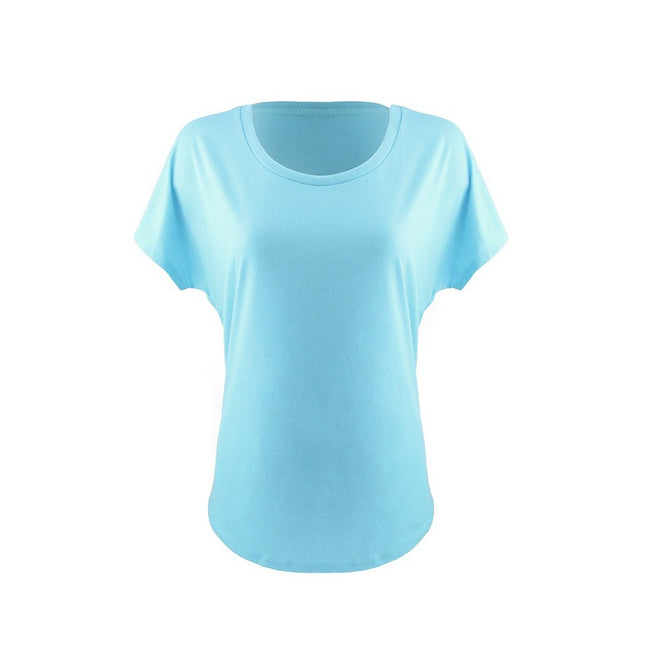Cancun - Front - Next Level Womens-Ladies Ideal Dolman T-Shirt