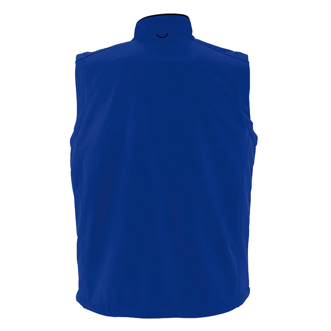 Dark Green - Lifestyle - SOLS Mens Rallye Soft Shell Bodywarmer Jacket