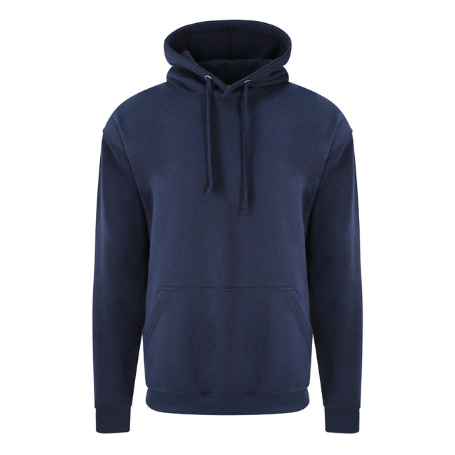 Navy - Front - PRO RTX Mens Pro Hoodie