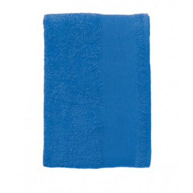 Royal Blue - Front - SOLS Island 50 Hand Towel (20 X 40 inches)
